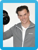 Andre Lamboo, personal trainer in Hoofddorp