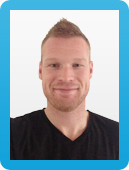 Jim Schild, personal trainer in Delft