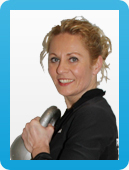Monique Timmer, personal trainer in Lelystad