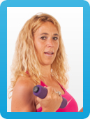 Irene Kraak, personal trainer in Lisse
