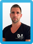 Robbert Miedema, personal trainer in Monnickendam