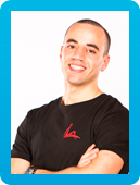Hamid El Aarbaoui, personal trainer in Amsterdam