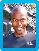 Kenny Thompson, personal trainer in Amsterdam