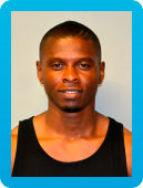 Godwin Afriyie, personal trainer in Den Haag