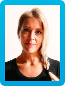Linda Geerts, personal trainer in Marknesse