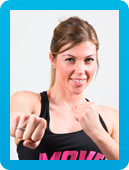 Wanda Wouters, personal trainer in Amsterdam